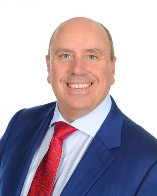Mr Brian Millar